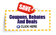 Electrical, Heating & Cooling Coupons, Rebates & Deals